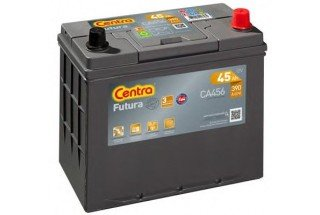 Аккумулятор Centra Futura CA456 45 A/h 390A R+