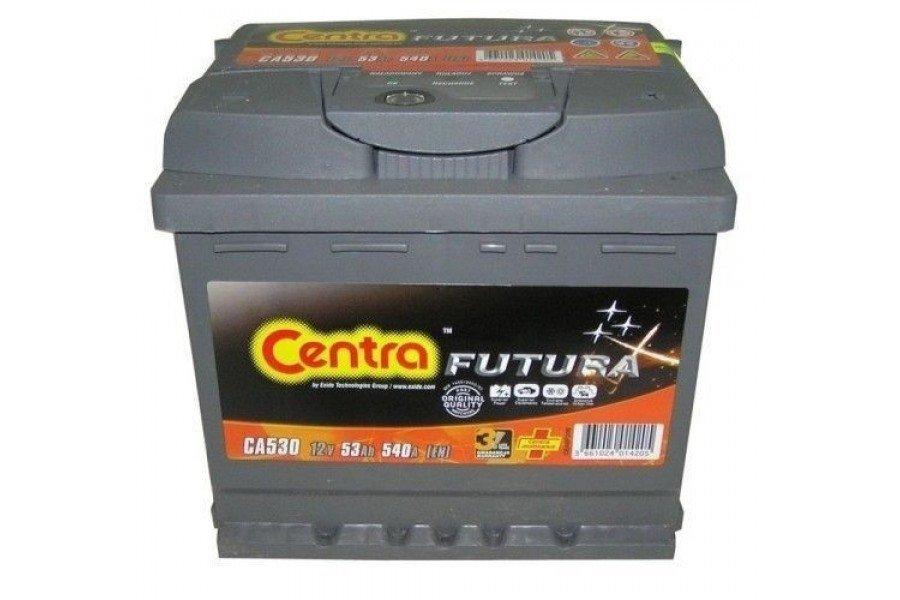 Аккумулятор Centra Futura CA531 53 А/ч 540A L+