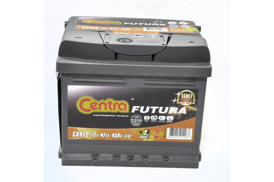 Аккумулятор Centra Futura CA472 47 А/ч 450A R+
