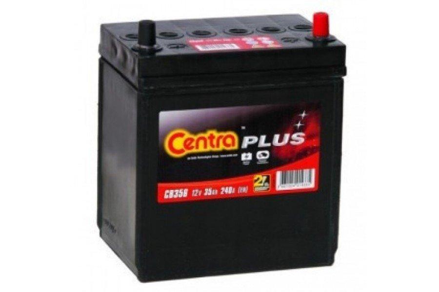 Аккумулятор Centra Plus CB356 35 А/ч 240A R+