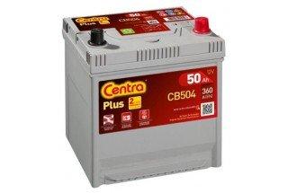 Аккумулятор Centra Plus CB504 50 А/ч 360A