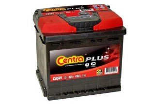 Аккумулятор Centra Plus CB501 50 А/ч 450A L+