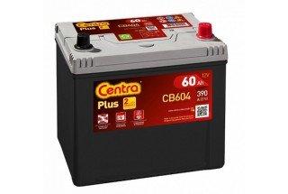 Аккумулятор Centra Plus CB604 60 А/ч 390A R+