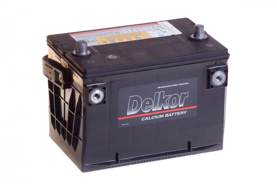Аккумулятор Delkor (78DT-850) 95  A/h 4-клеммы 850A e/n ОТ 1-го ПОСТАВЩИКА