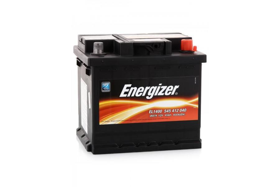 Аккумулятор Energizer plus 45  A/h 400A (EN)