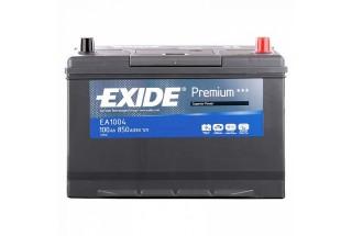 Аккумулятор Exide Premium EA1004 (100  A/h), 850A R+