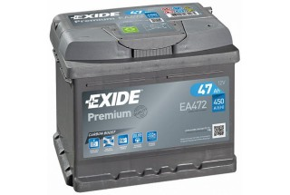 Аккумулятор Exide Premium EA472 (47  A/h), 450A R+