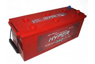 Аккумулятор Hyper 140  A/h 900A ОТ 1-го ПОСТАВЩИКА