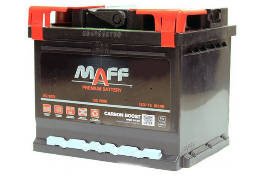 Аккумулятор MAFF Premium 85  A/h 850А R+/L+