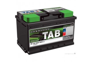 Аккумулятор TAB magic Start-stop AGM 70  A/h 760A (EN)