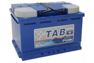 Аккумулятор Tab Polar 75  A/h 750A (EN)