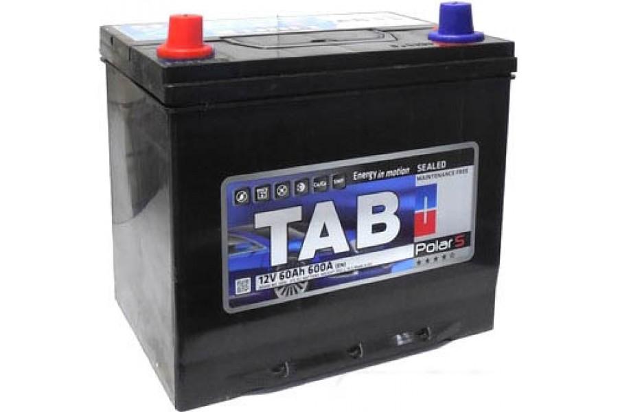 Аккумулятор TAB Polar S Asia 60 JL (60 А·ч)