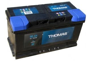 Аккумулятор Thomas 90 A/h 760A R+