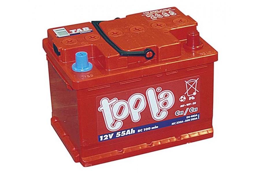 Аккумулятор Topla Energy 55  A/h 550A (EN)
