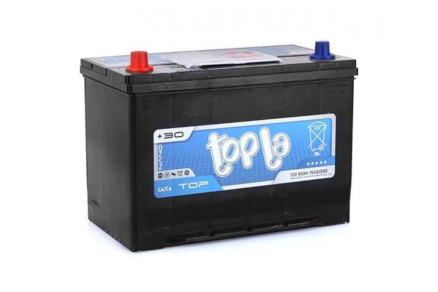 Аккумулятор Topla 95 Ah 850 (EN) L+