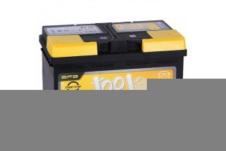 Аккумулятор Topla EFB Stop & Go 65 A/h 650A R+
