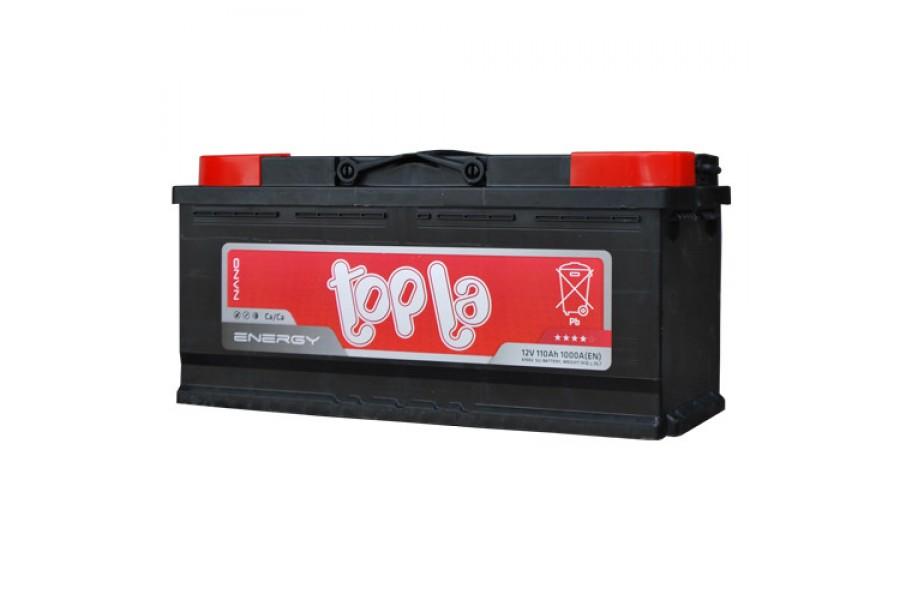 Аккумулятор Topla Energy 110 Ah R 1000A