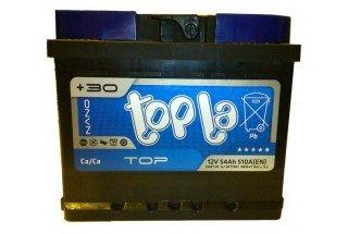 Аккумулятор Topla TOP  54  A/h 510A