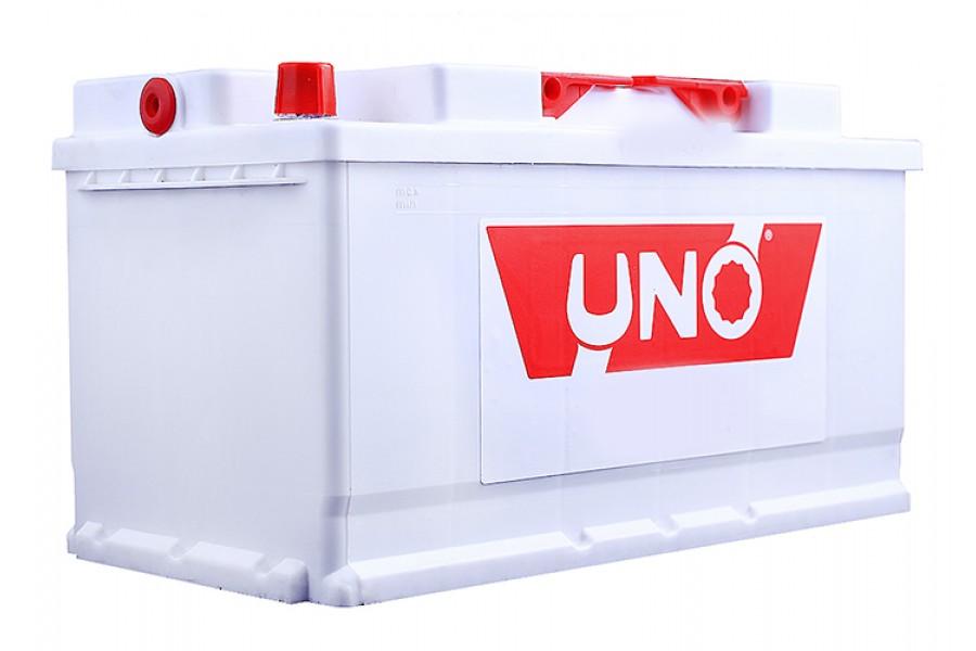 Аккумулятор UNO 6CТ-100 (100  A/h) 800 A