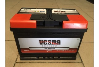 Аккумулятор VESNA Premium 78  A/h R+ 750A (EN)