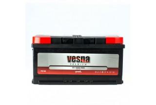 Аккумулятор VESNA Premium 100  A/h R+ 900A (EN)