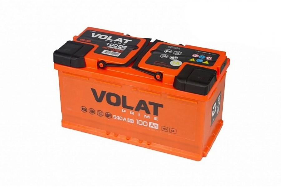 Аккумулятор VOLAT Prime 100 A/h 940А R+