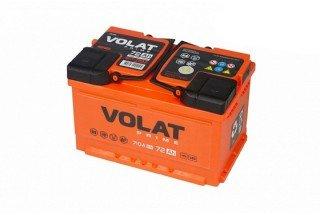 Аккумулятор VOLAT Prime 72 A/h 710A L+
