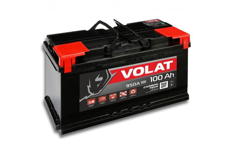 Аккумулятор VOLAT Ultra 110  A/h 980А