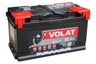 Аккумулятор VOLAT Ultra 85  A/h 870А