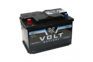 Аккумулятор Volt 66  A/h ОТ 1-го ПОСТАВЩИКА