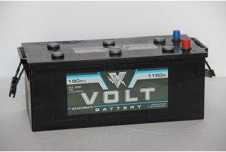 Аккумулятор Volt 190  A/h ОТ 1-го ПОСТАВЩИКА