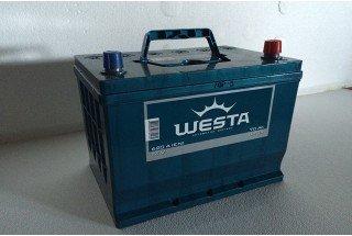 Аккумулятор Westa Asia 100  A/h 850 (EN) ОТ 1-го ПОСТАВЩИКА