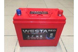 Аккумулятор Westa Asia RED 45 A/h 390A e/n ОТ 1-го ПОСТАВЩИКА