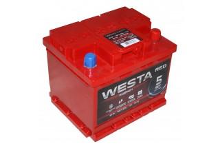 Аккумулятор Westa RED 50  A/h 480A ОТ 1-го ПОСТАВЩИКА