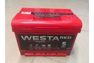 Аккумулятор Westa RED 60  A/h 640A (низкая) ОТ 1-го ПОСТАВЩИКА