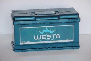 Аккумулятор Westa 100  A/h 850 (EN) ОТ 1-го ПОСТАВЩИКА