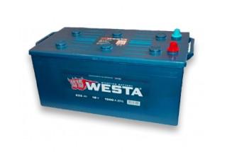 Аккумулятор Westa Standart 225  A/h 1500A e/n ОТ 1-го ПОСТАВЩИКА