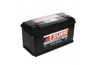 Аккумулятор Zubr Ultra 90  A/h 870А R+