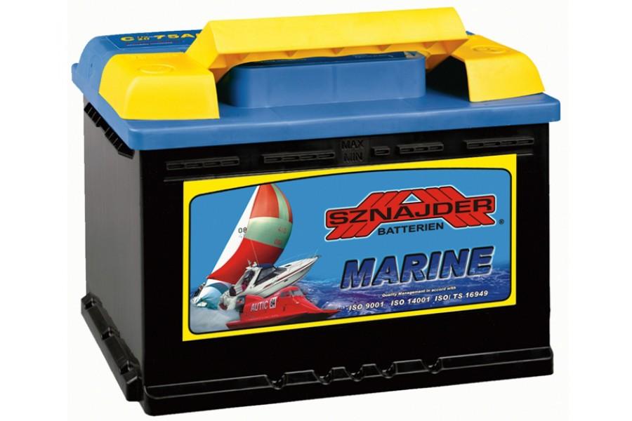 Аккумулятор SZNAJDER Marine 75 R