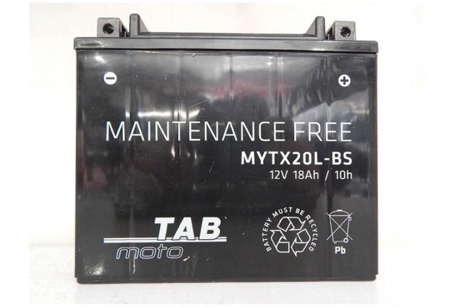 Аккумулятор TAB YTX20L-BS (18 А·ч)