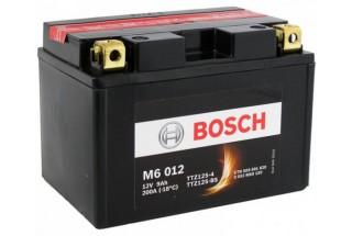 Аккумулятор Bosch M6 012 509 901 020 (9 A/H), 200A, YTZ12S-BS / YTZ12S-4