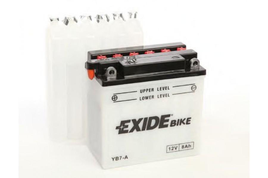 Аккумулятор EXIDE EB7-A (8 A/h), 85А L+
