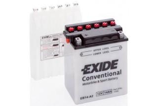 Аккумулятор Exide EB14-A2 (14 A/h), 145А L+