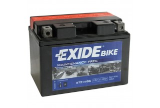 Аккумулятор Exide ETZ14-BS (11,2 A/h), 205A L+
