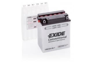 Аккумулятор Exide 12N12A-4A-1 (12Ah, 115A) R+