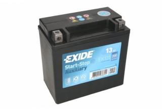 Аккумулятор Exide AGM Start-stop EK131 (13 A/h), 200А L+
