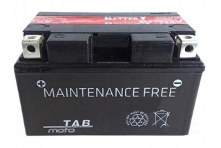 Аккумулятор TAB YT9B-BS (7.5 А·ч)