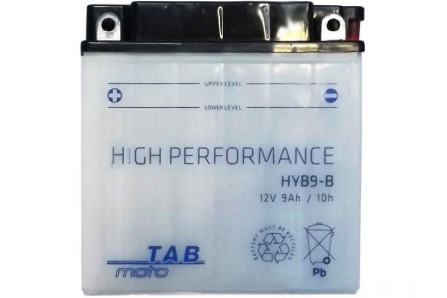 Аккумулятор TAB YB9-B (9 А·ч)