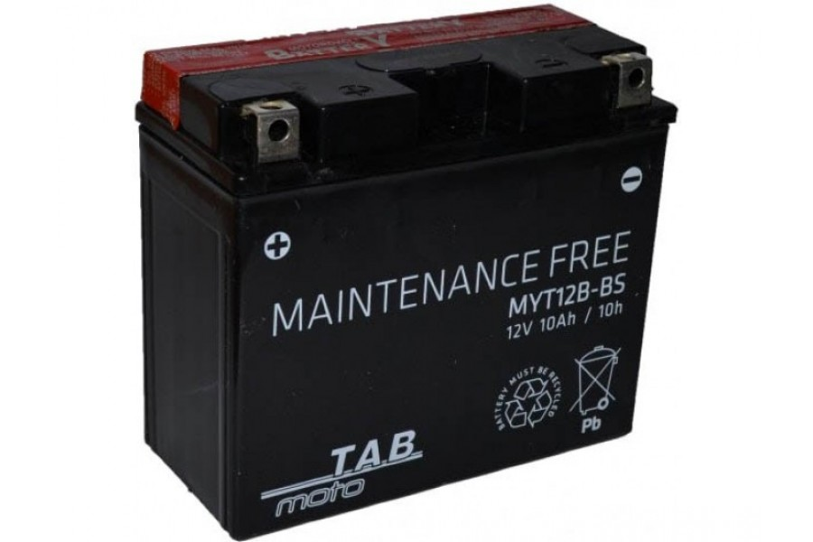 Аккумулятор TAB YT12B-BS (10 А·ч)