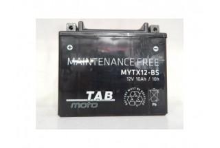 Аккумулятор TAB YTX12-BS (10 А·ч)